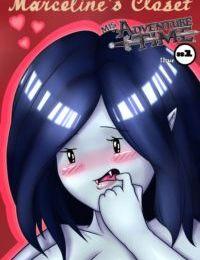 Mis Adventure Time 1- Marceline's Closet