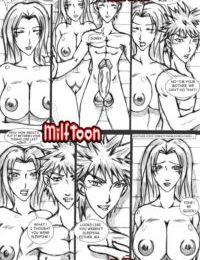 Milftoon- Resisting Mom