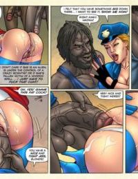 Superheroine Central-Star Busty Unbelievable