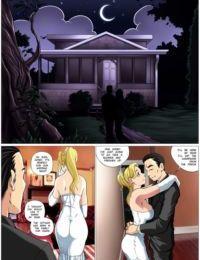 Melkormancin- Monster Wedding Night
