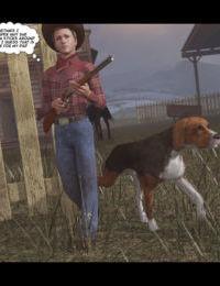 Y3DF- The Big Big West