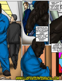 IllustratedInterracial- Blacked Soccer Mommy