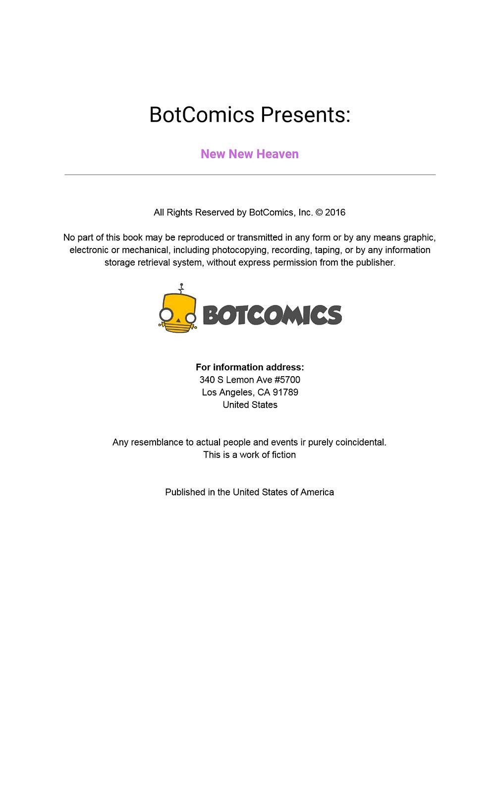 Bot- New New Heaven – Bob Saget