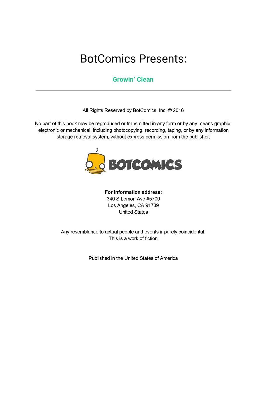 Bot- Growin' Clean