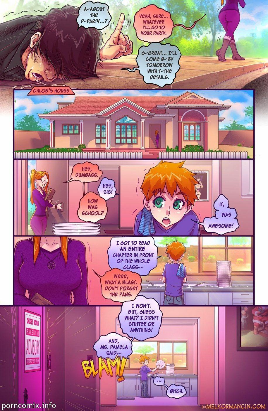 Melkormancin – Sidney 3- Chloe