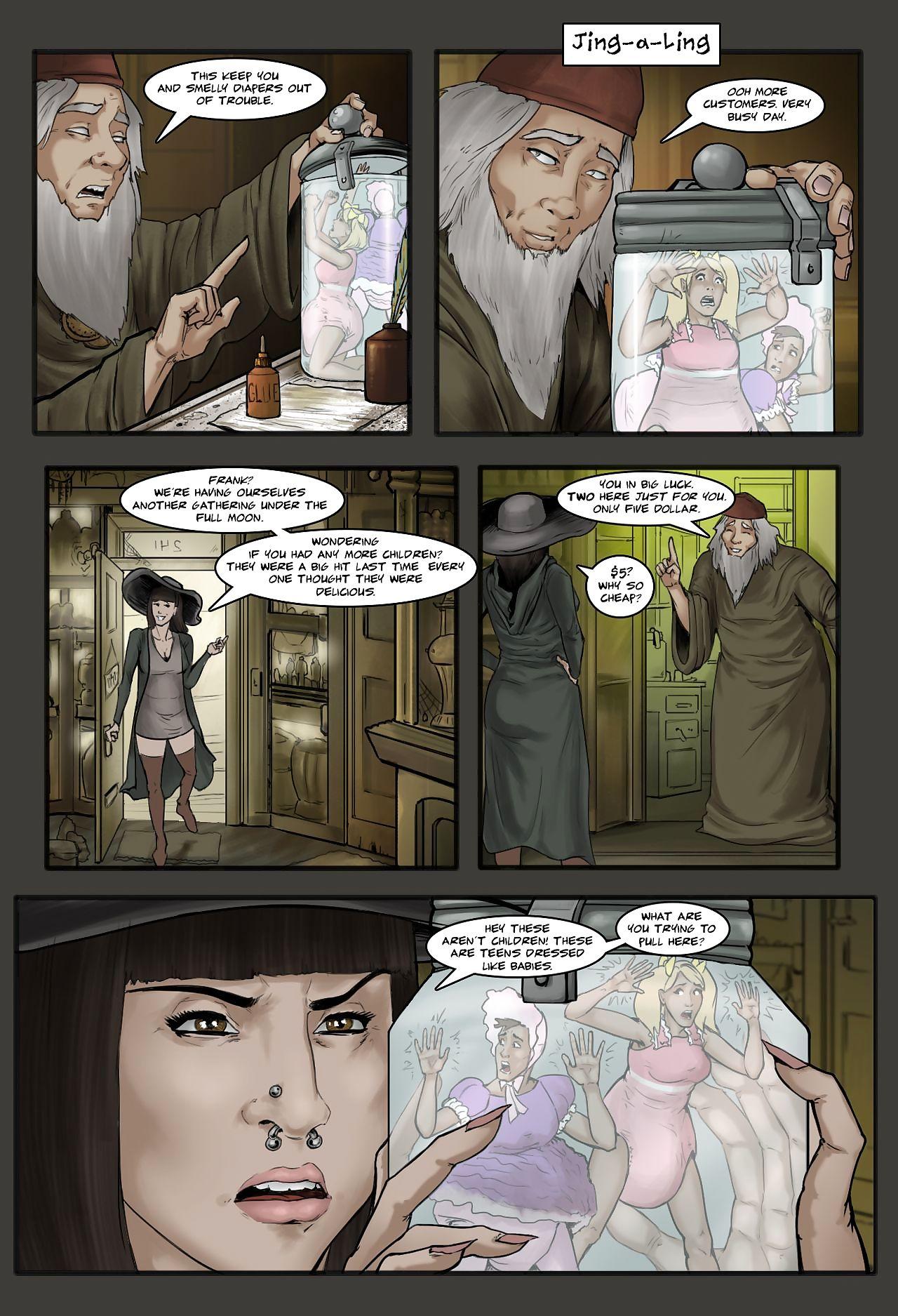 Okayokayokok- Tales From The Crib Keeper 5
