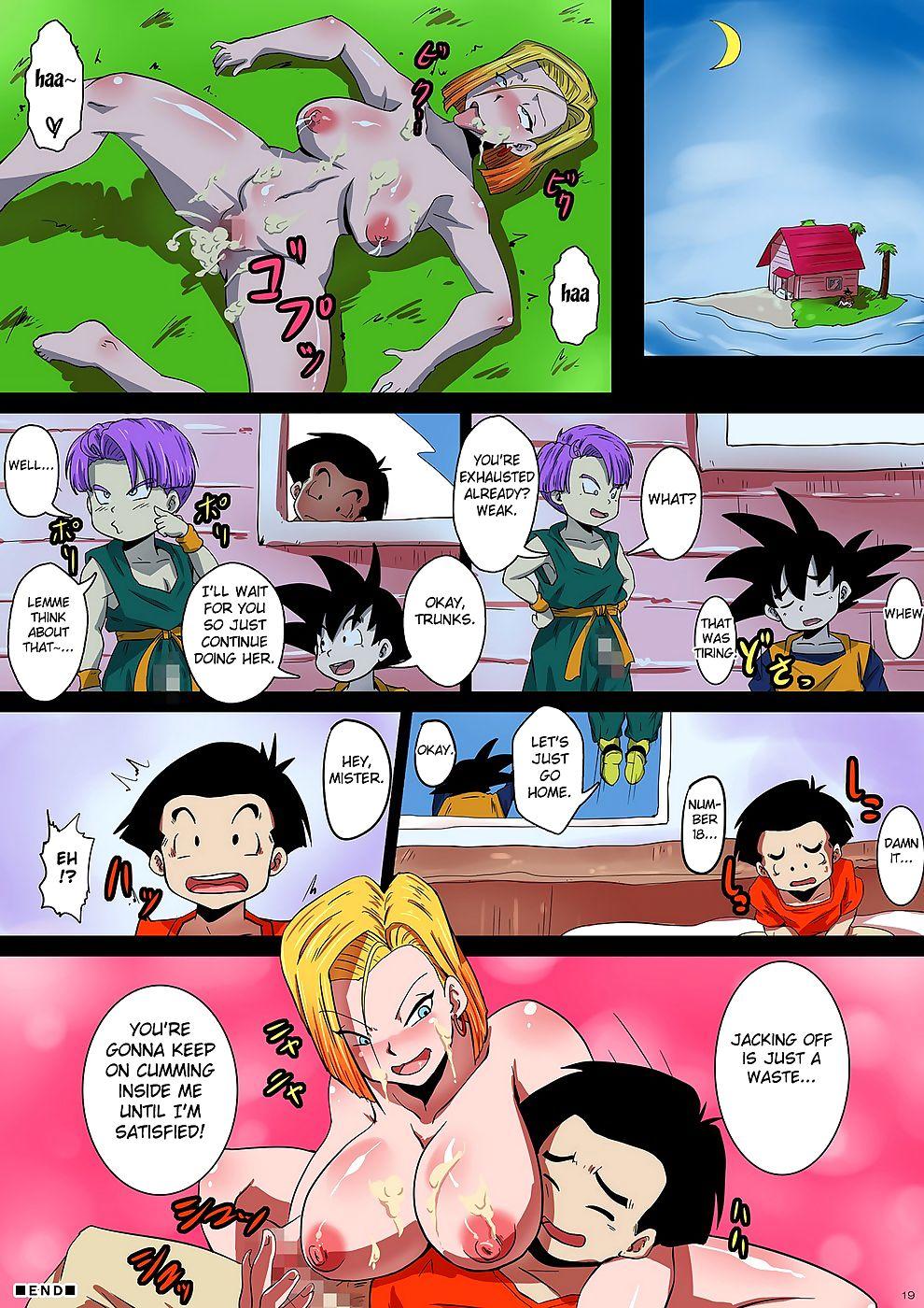 Dragon Ball z – SHOTACON HOLE