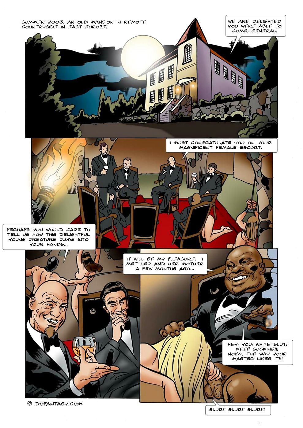 Templeton- Slave Owner Club
