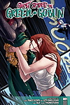 Tracy Scops- Ghost Spider VS. Green Goblin-