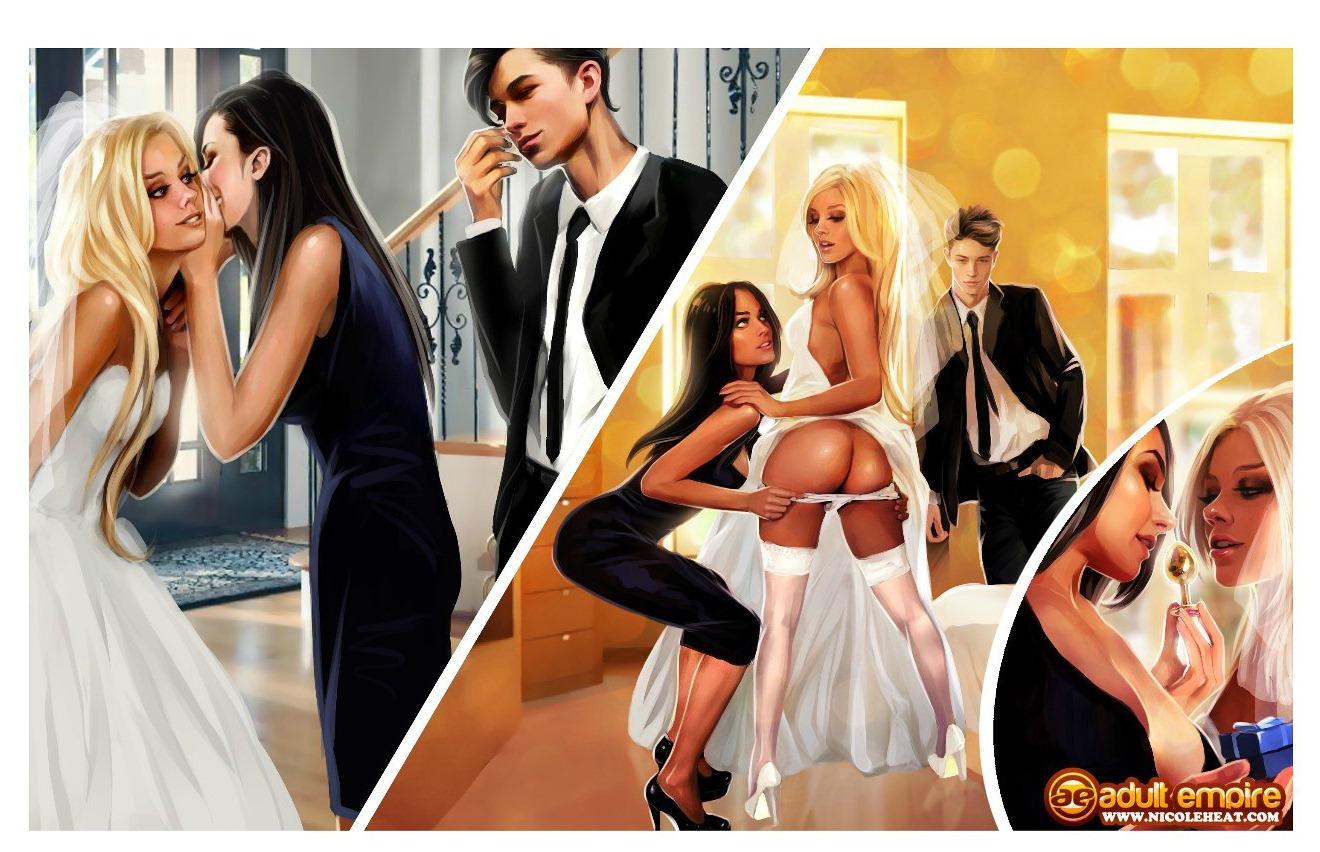 The Wedding- Nicole Heat