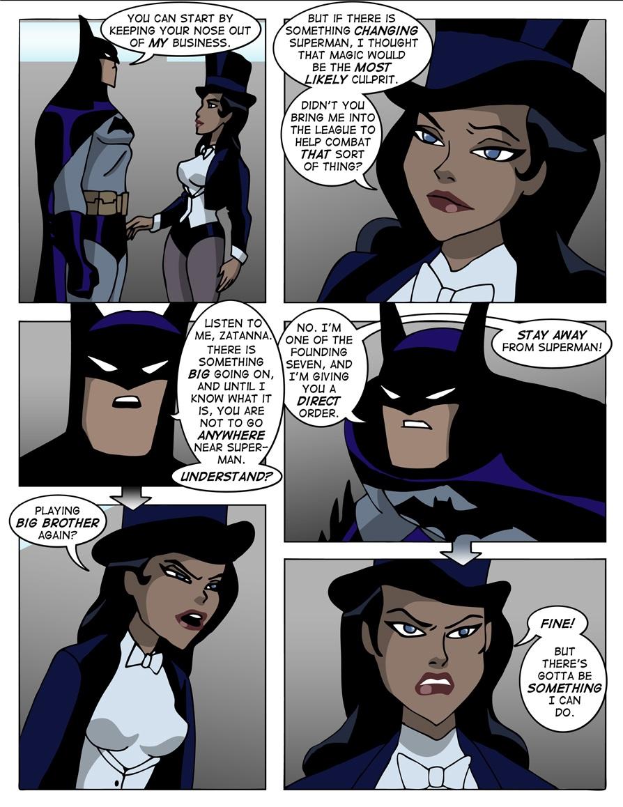 Justice League -The Great Scott Saga 3