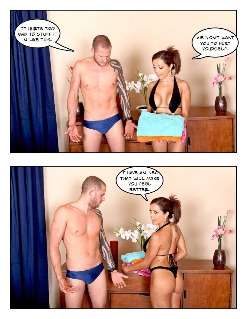 Mom\'s Solution- Incest