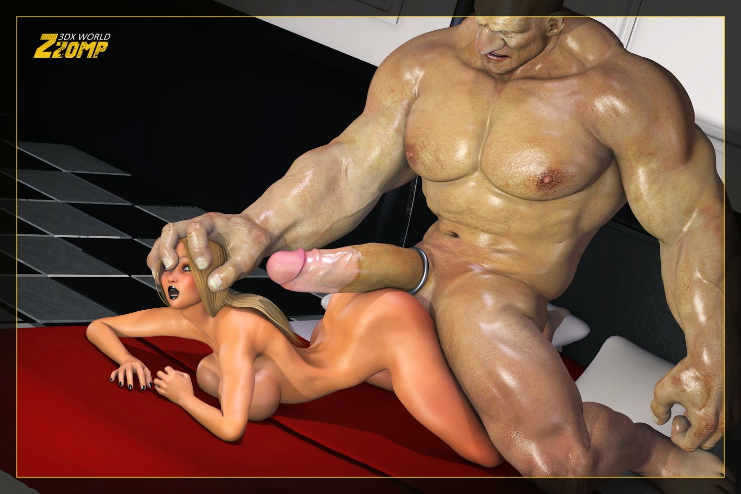 Zzomp- Blonde and The Giant