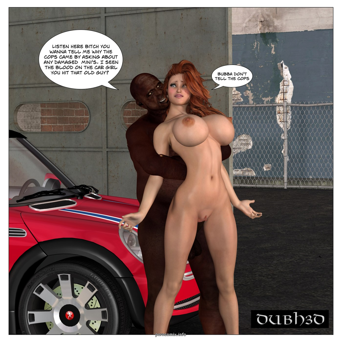 Dubh3D- Red- Car Trouble Ch. 2 - part 2