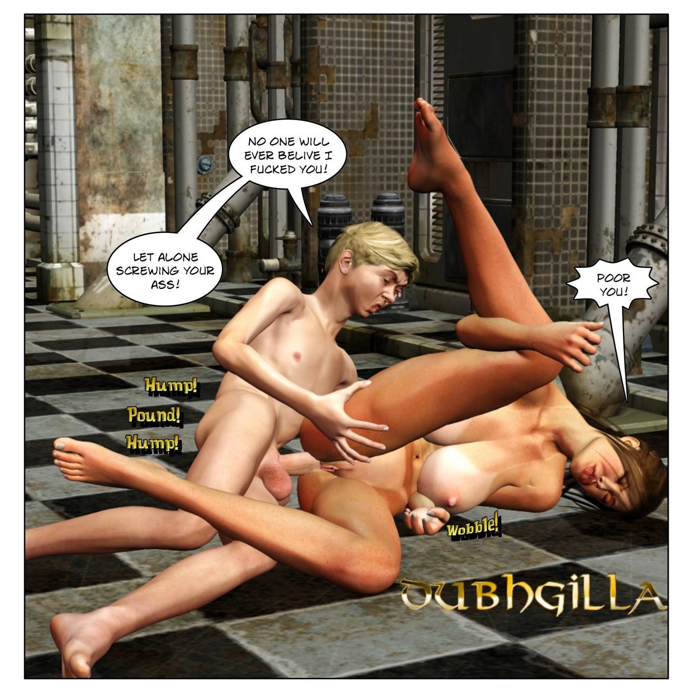 Lara Angelina fan Fuck- Dubhgilla - part 2