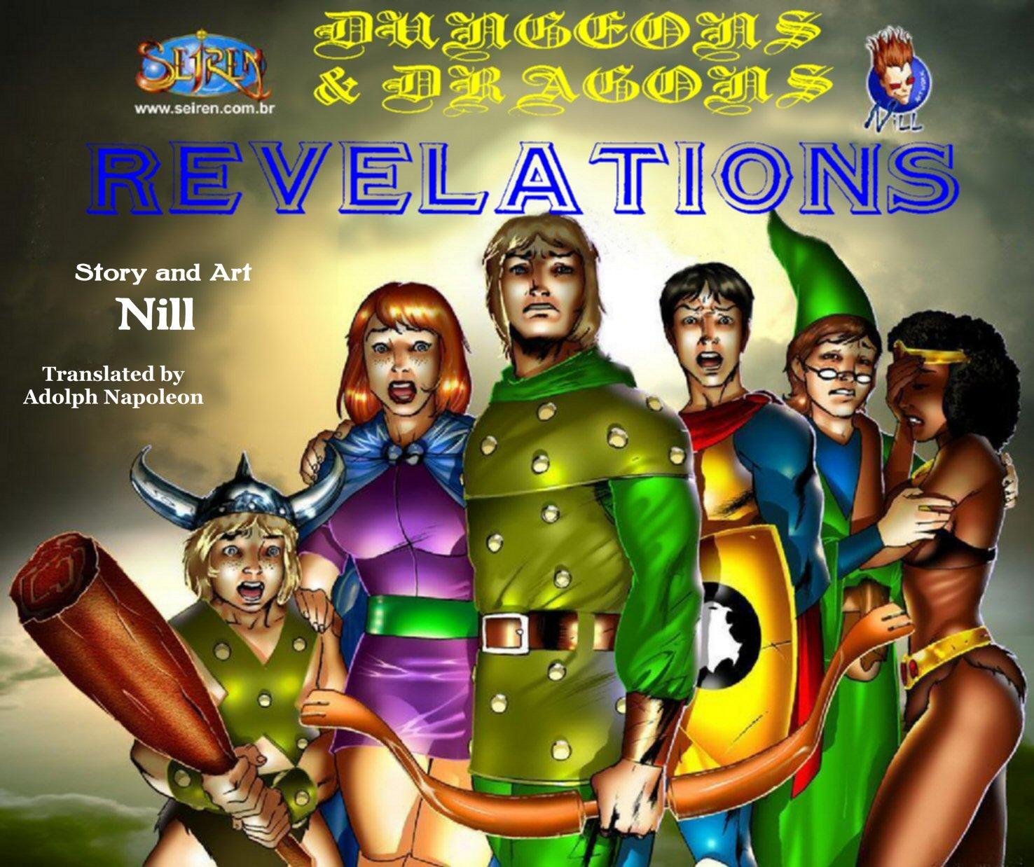 Revelations- Seiren