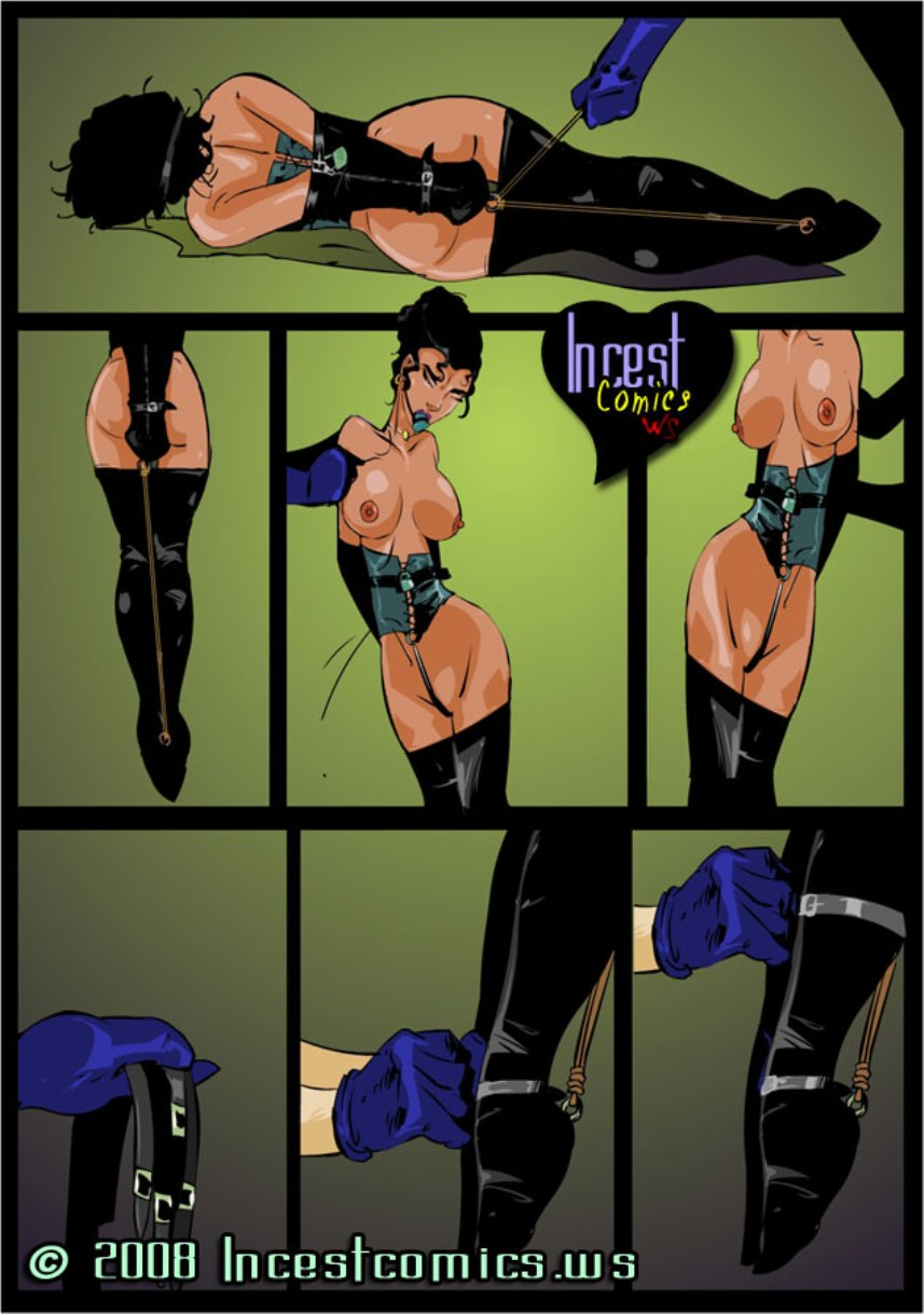 Incest- Mrs Slave - part 2