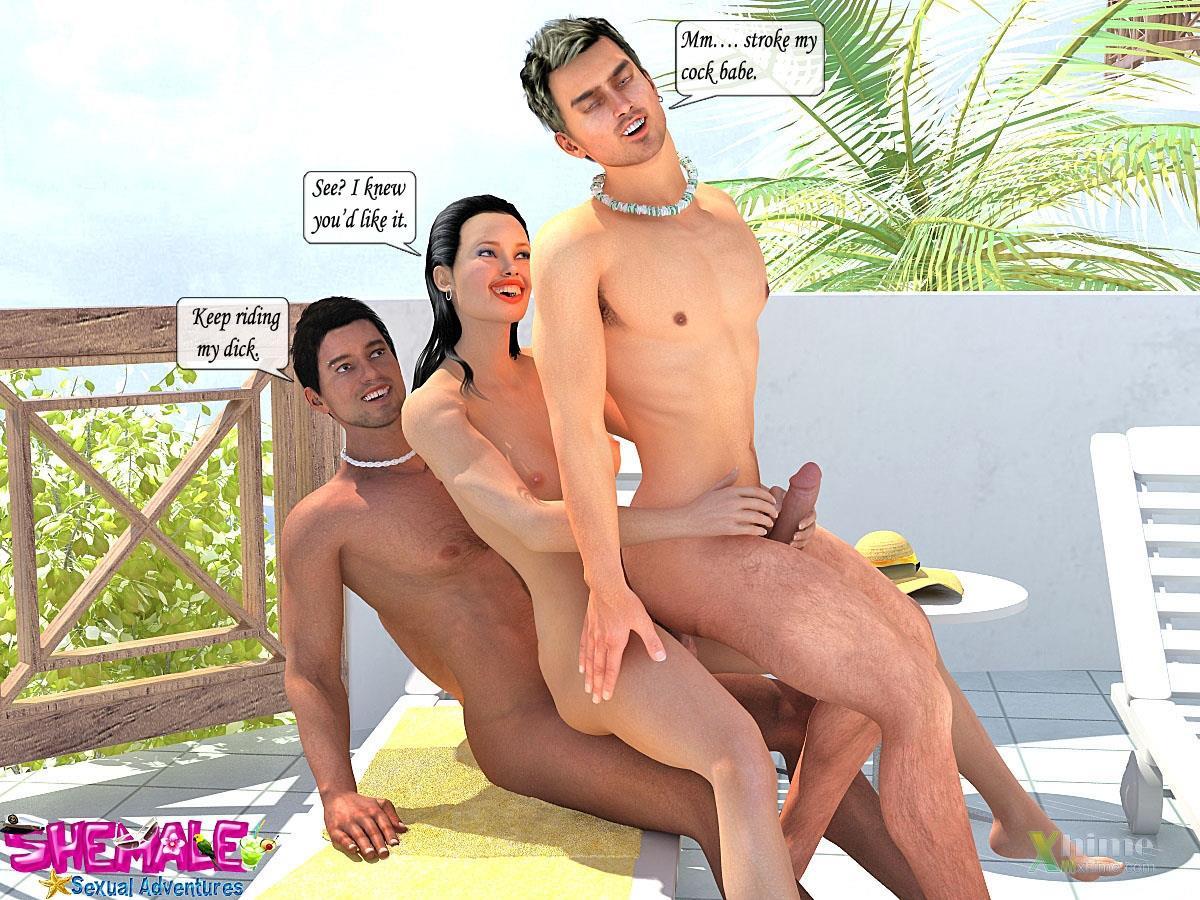 Angelina- Futanari Sexual Adventures - part 3