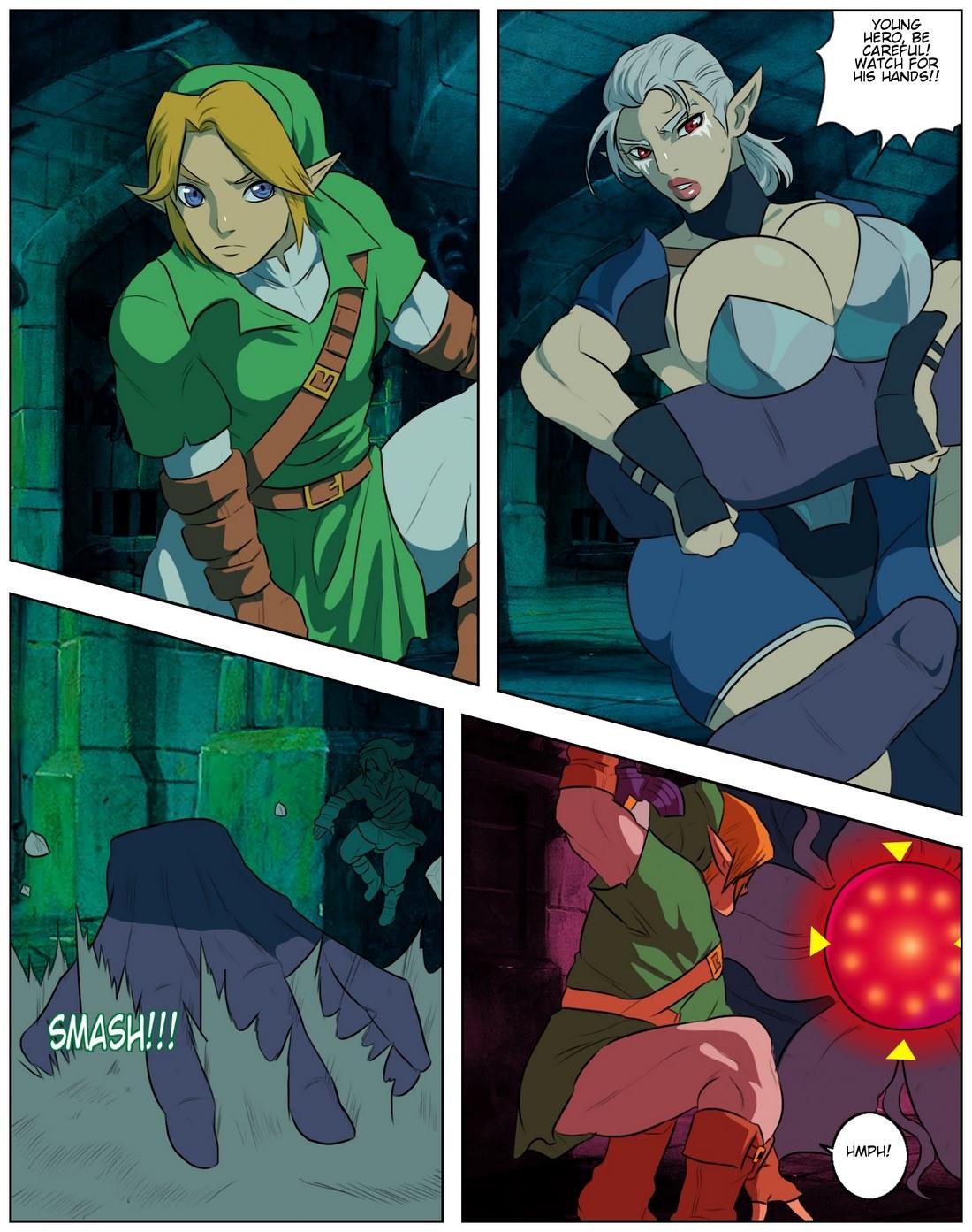 Jay Marvel- Ocarina of Time