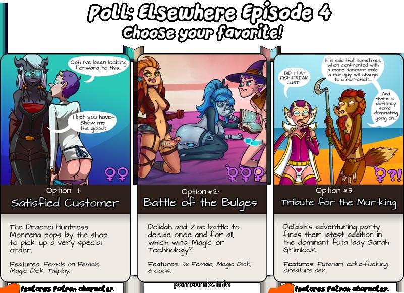 Elsewhere Episode 1-8