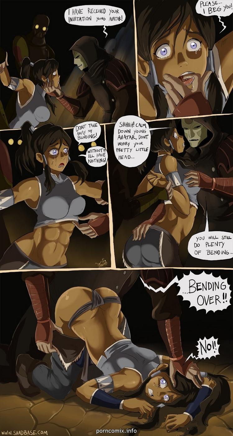 Shadbase- Short Comics