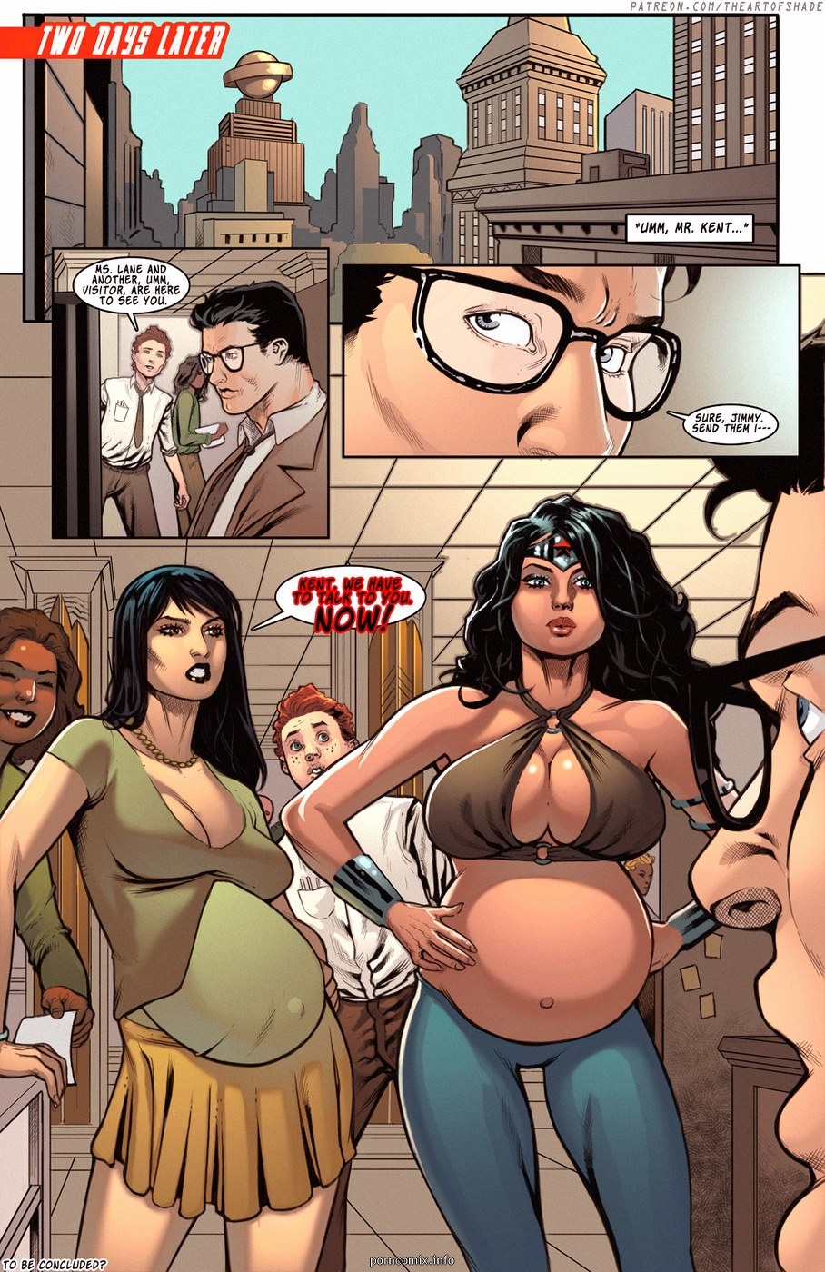Supertryst- Superman