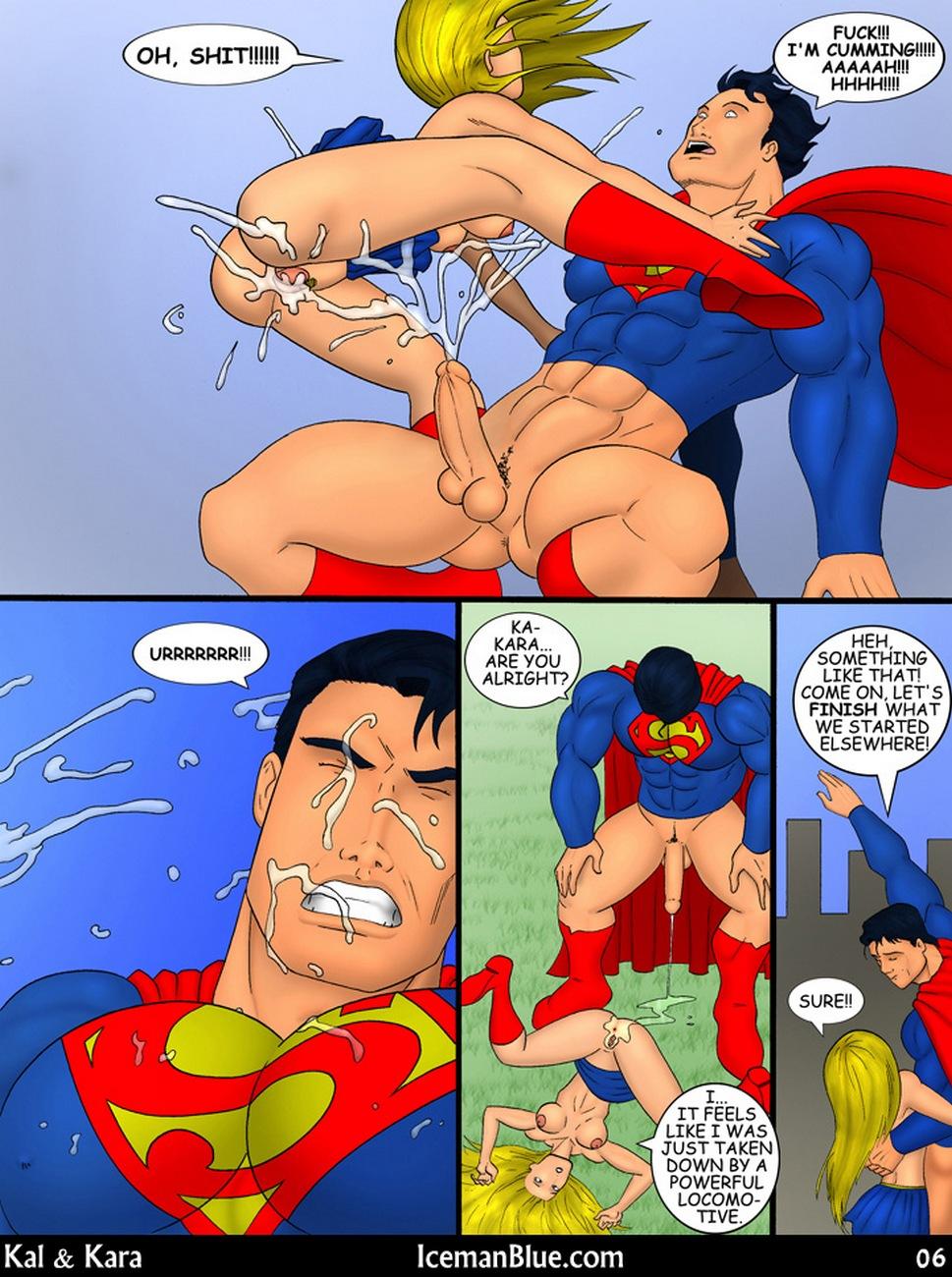 Superman- Kal and Kara