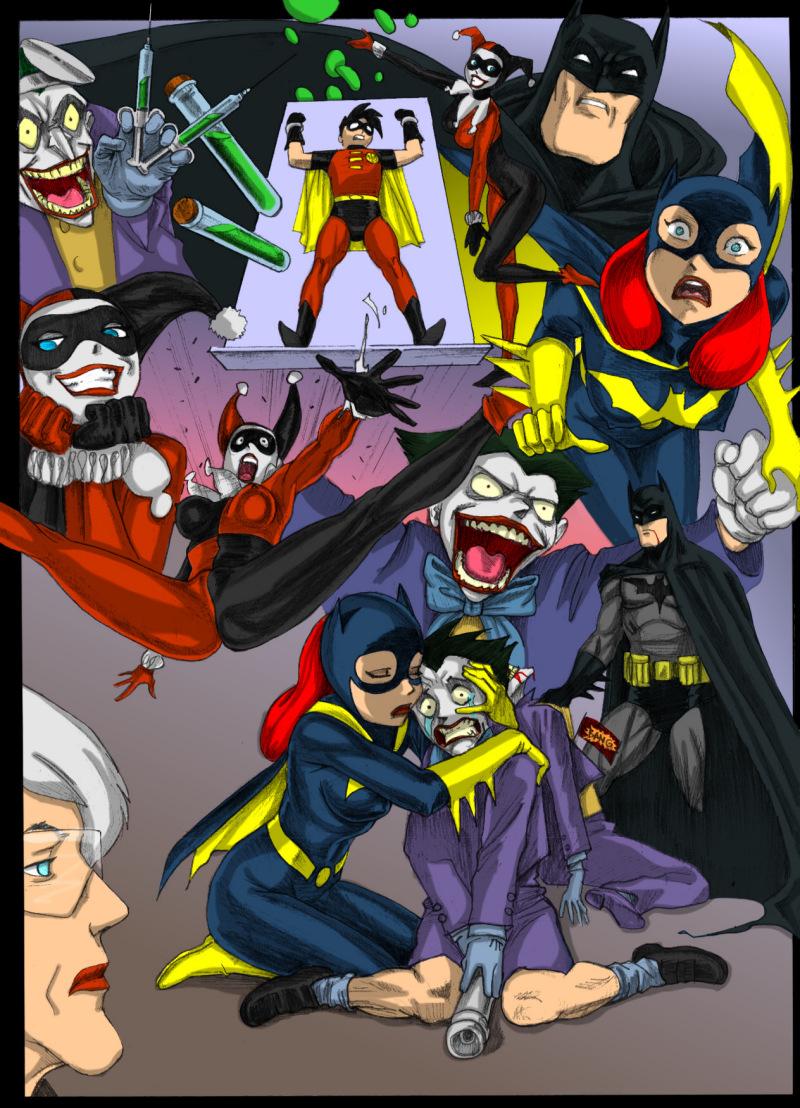 Batman Beyond- Forbidden affairs