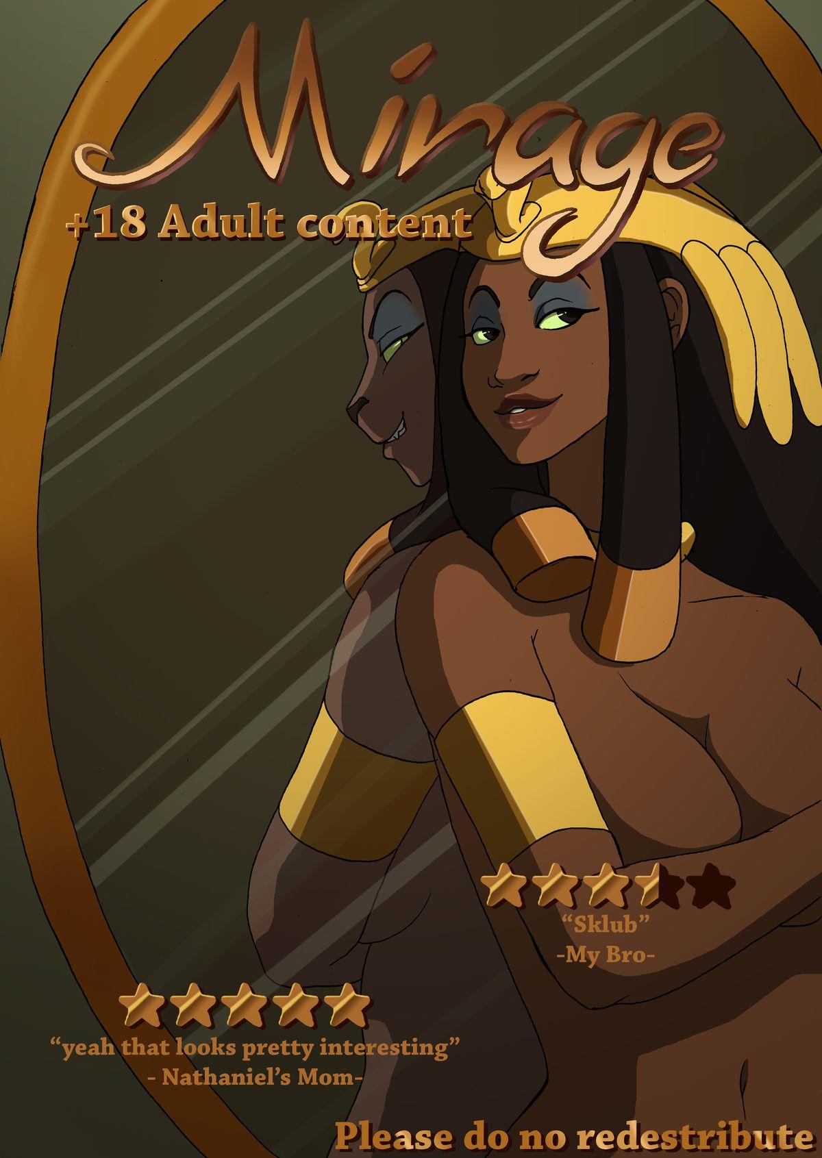 Disney Aladdin- Mirage