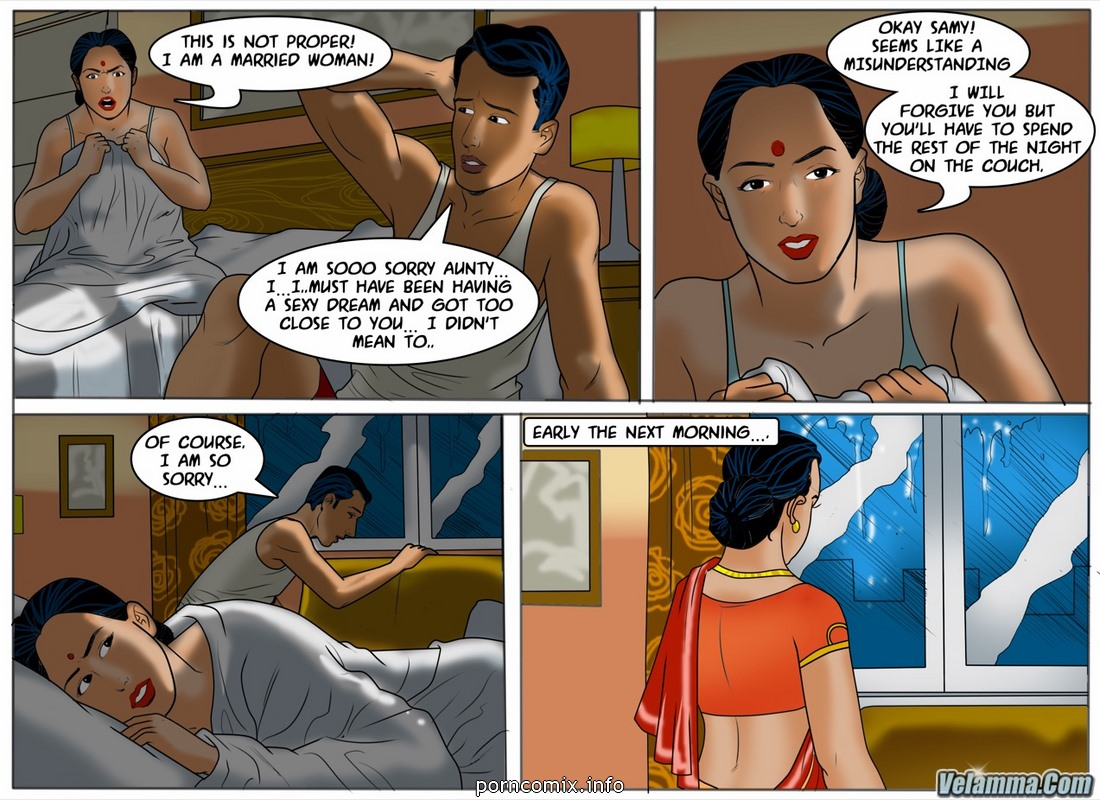 Velamma 55- Monsoon Poon - part 2