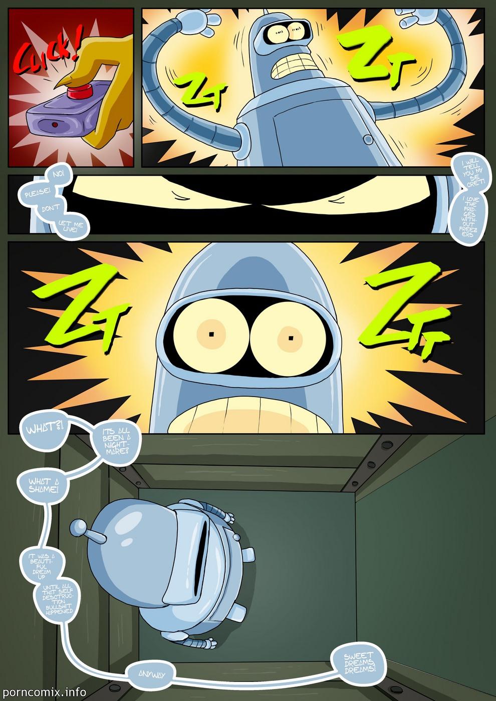 Futurama Sextopia- Bill Vicious - part 2
