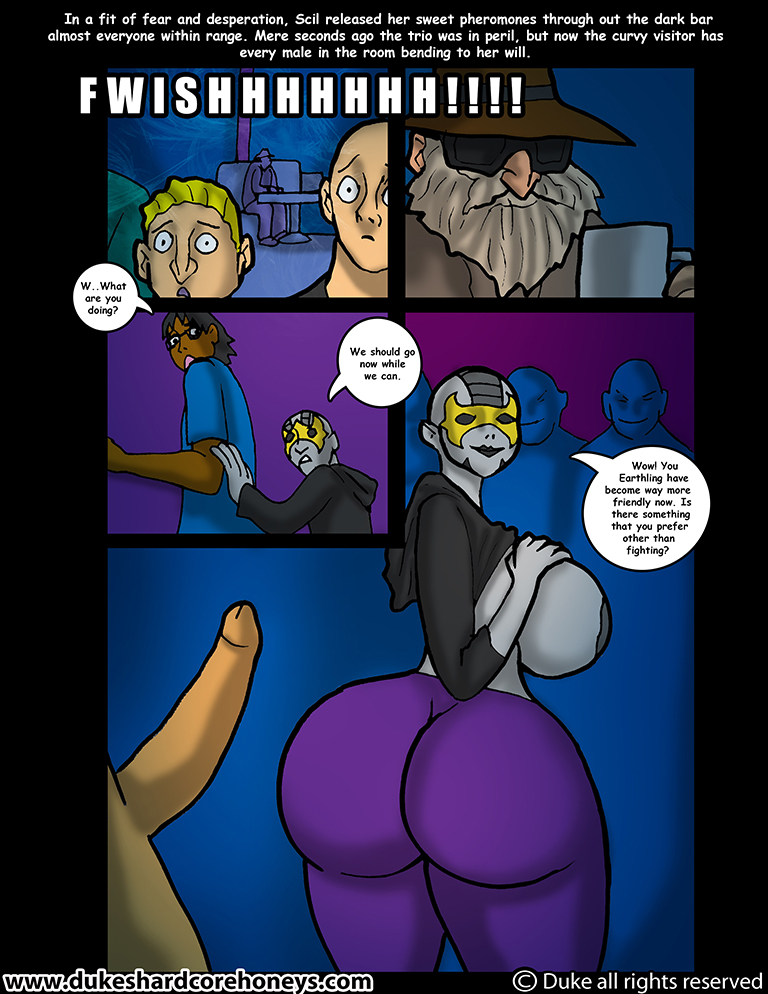 Close Encounters Scil issue 5