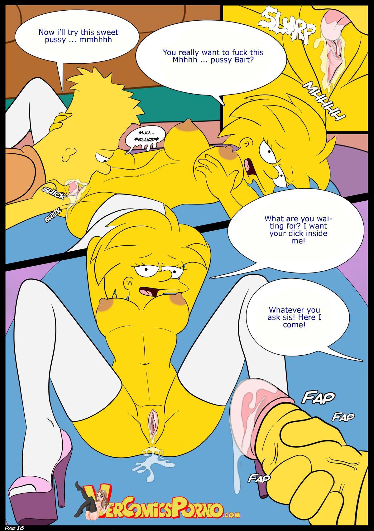 Los Simpsons- Costumbres 2- Croc - part 2
