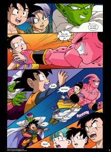 DBZ-Buu\'s Bodies 1-Milk