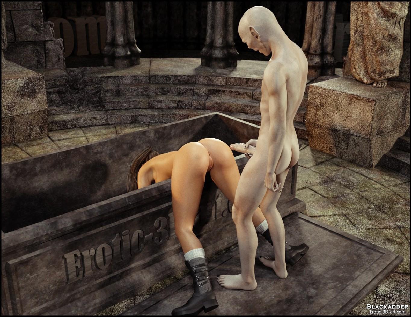 Blackadder- Monster Sex 06 - part 3