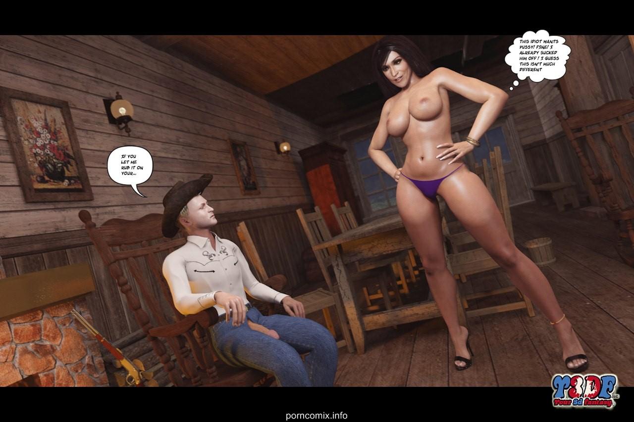 Y3DF- The Big Big West 2 - part 2