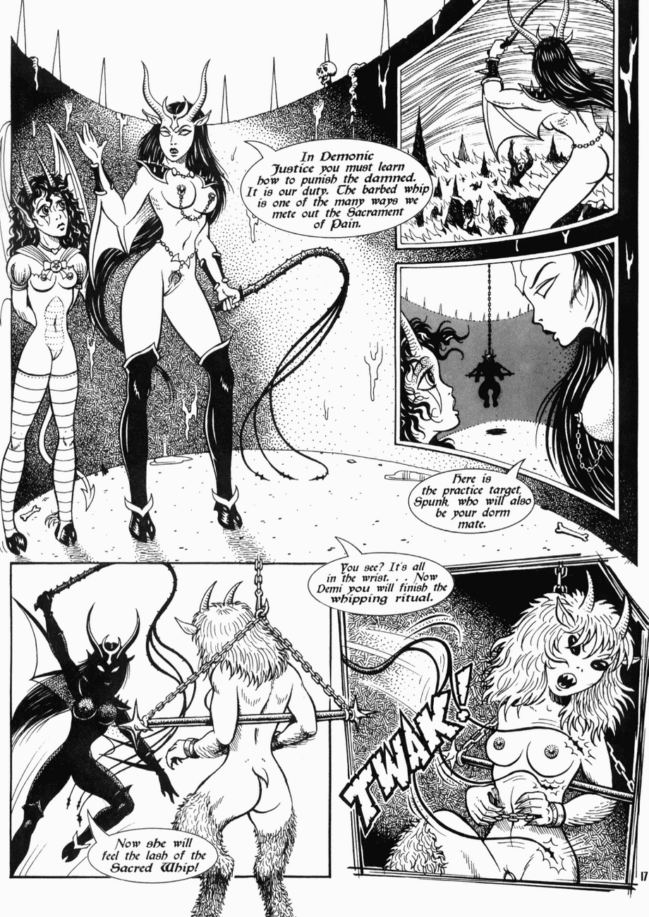 Demi The Demoness Hardcore 1 - part 2
