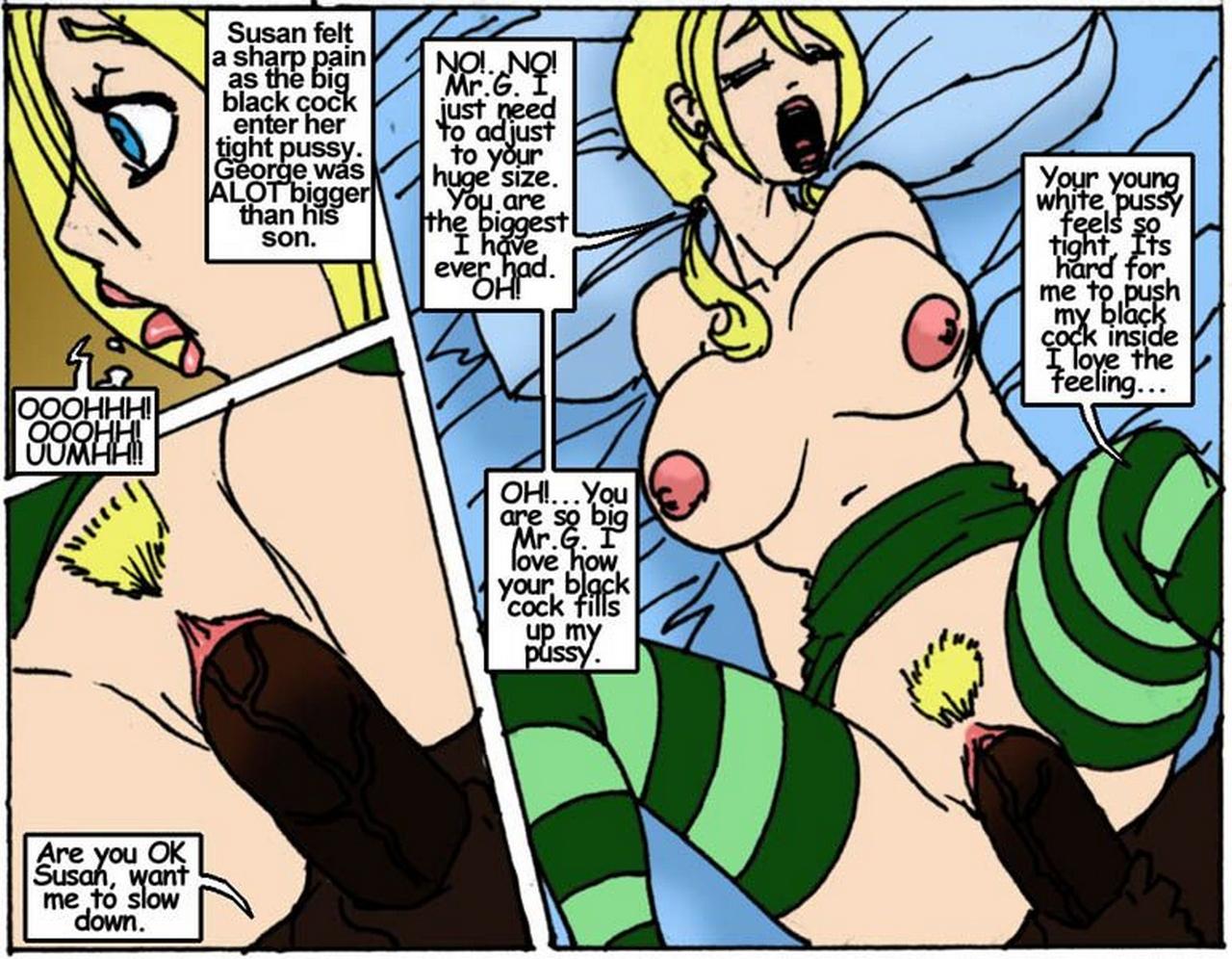 Son\'s Hot Litlle Blonde - part 2