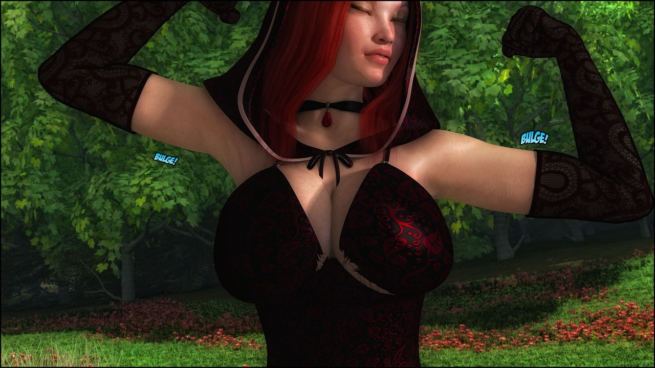 Not So Little Red Riding Hood - part 3