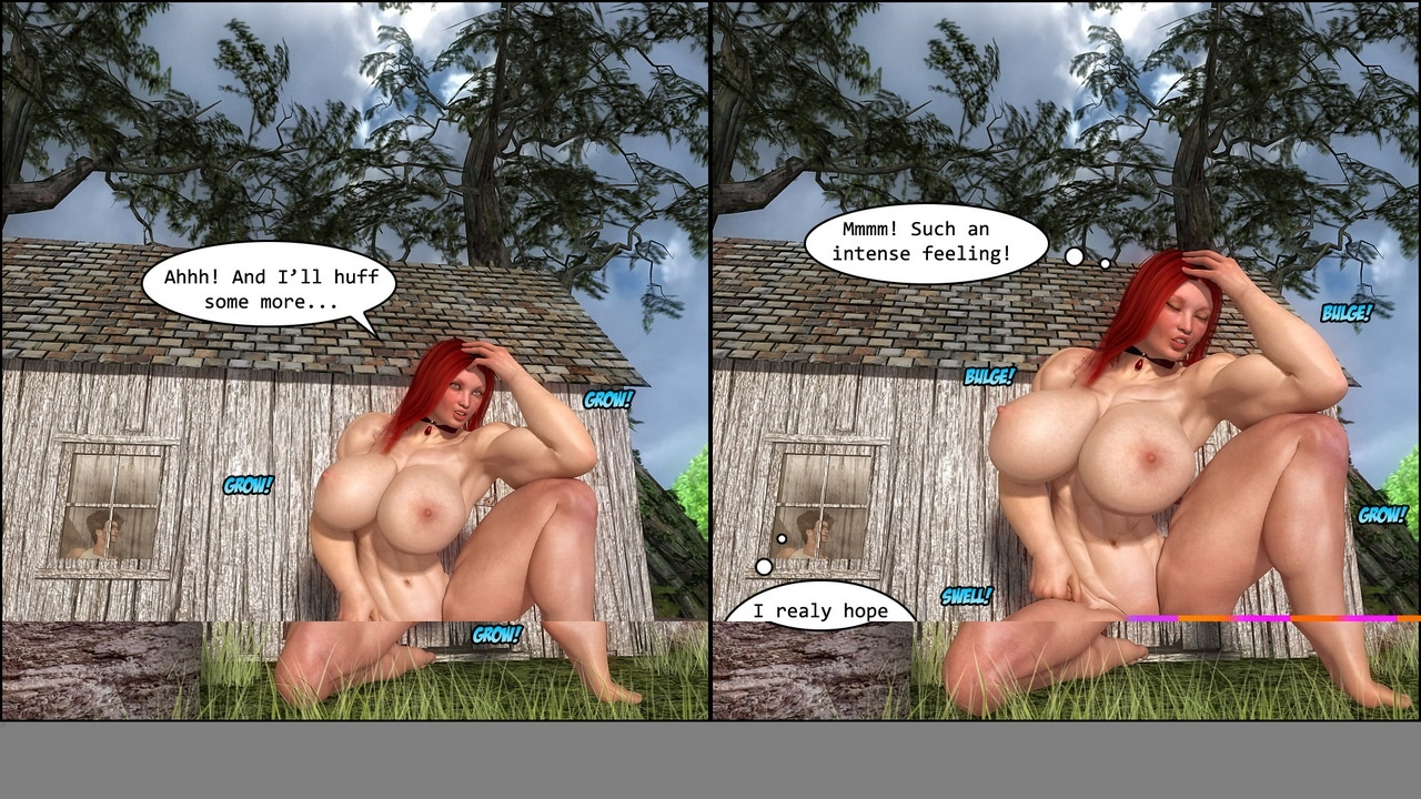 Not So Little Red Riding Hood - part 4