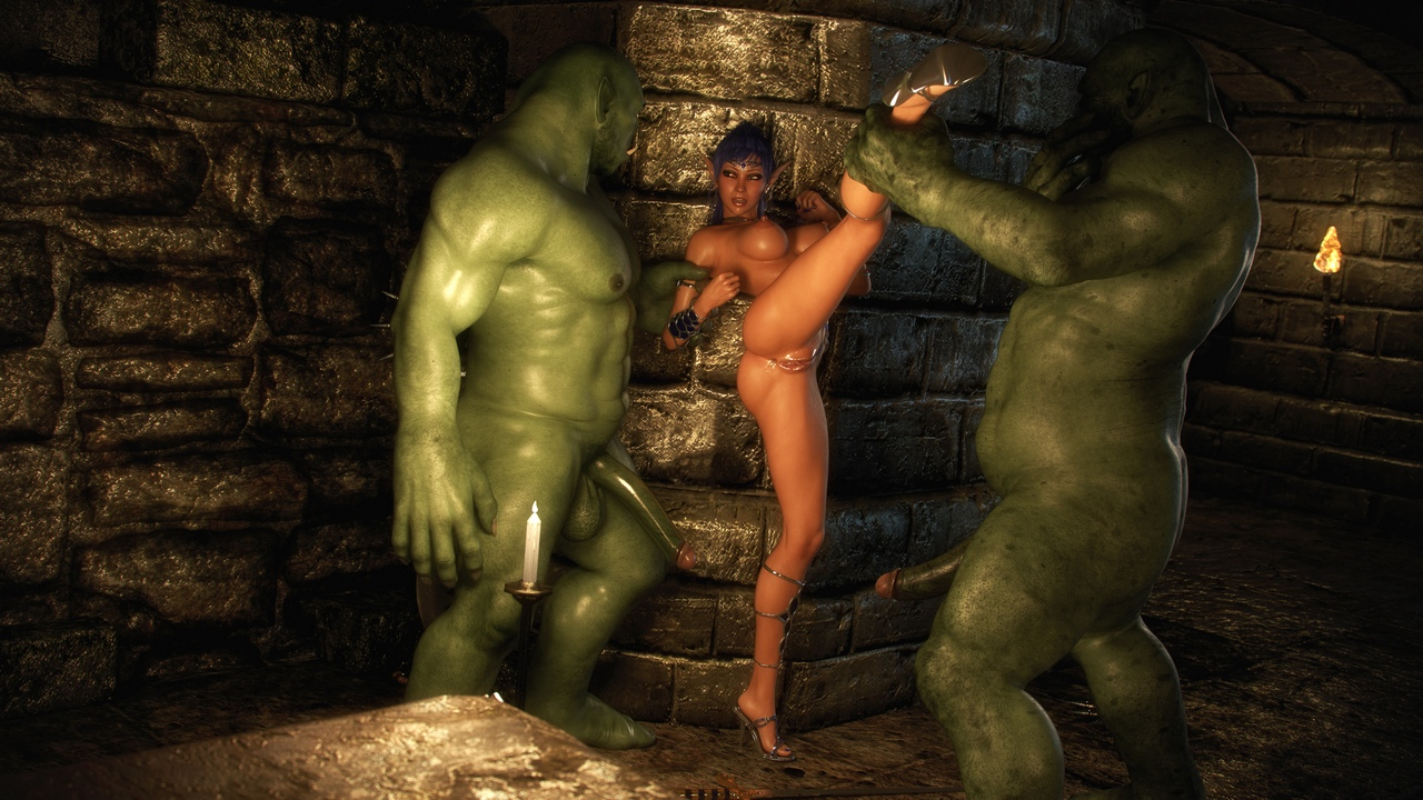 Dungeon 3 - Syndori\'s Experience - part 5