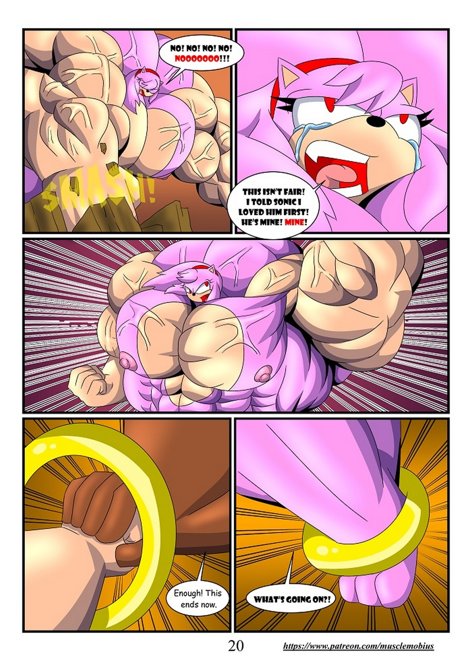 Muscle Mobius 3 - part 2