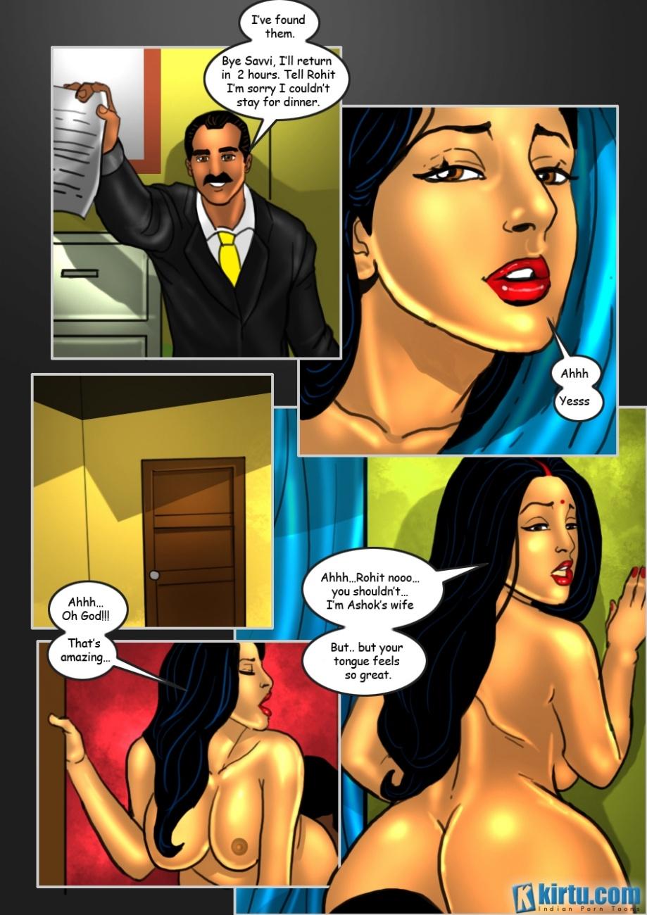 Savita Bhabhi 21 - A Wife\'s Confession - part 2