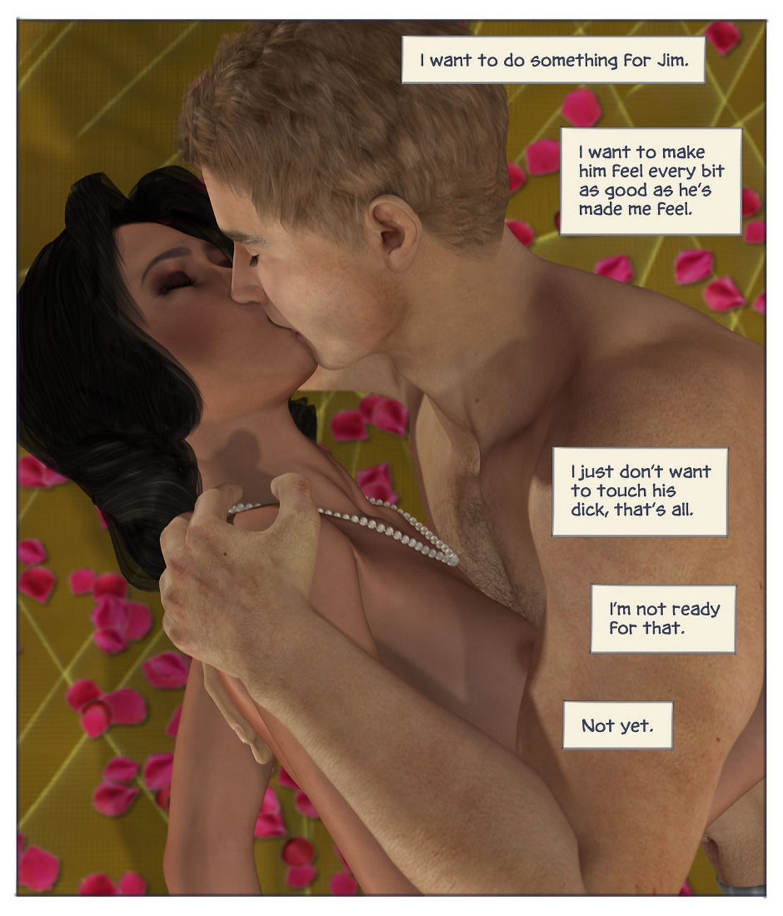 Playing The Part - part 7