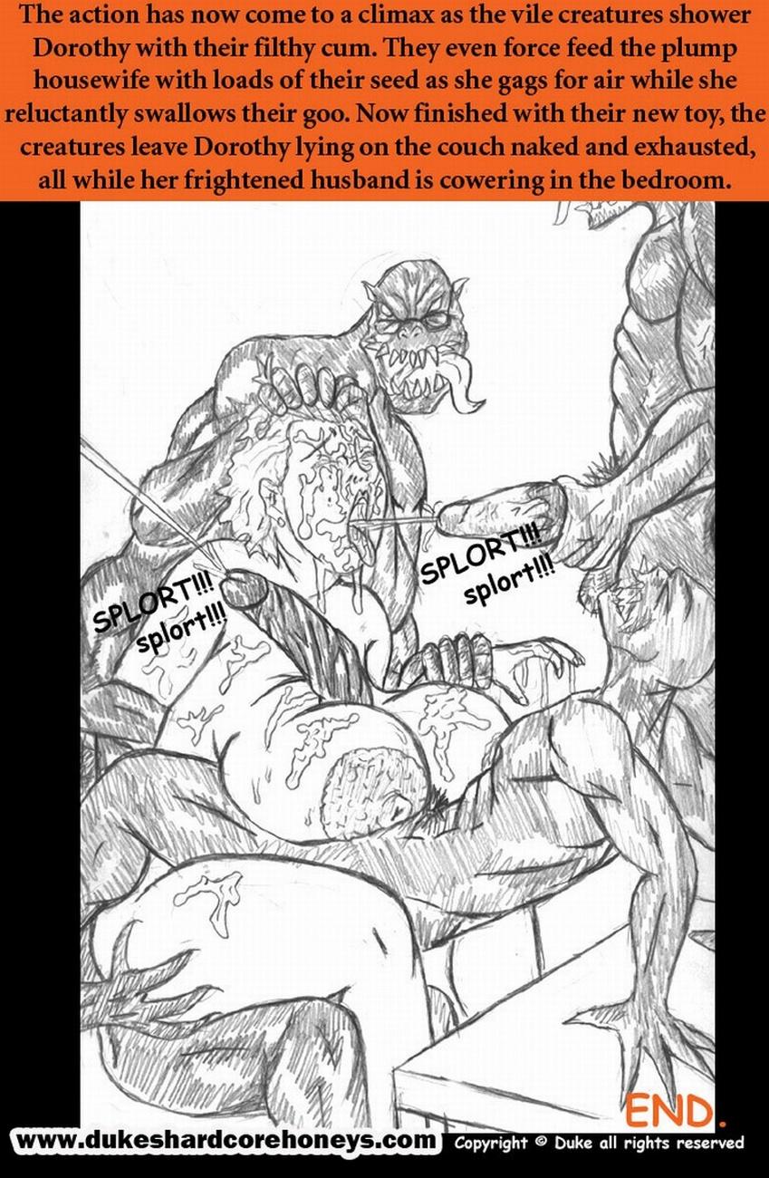Dorothy Demon Whore 1