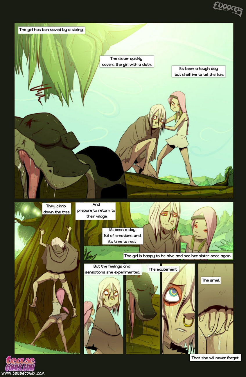 Of The Snake And The Girl 1 - part 2