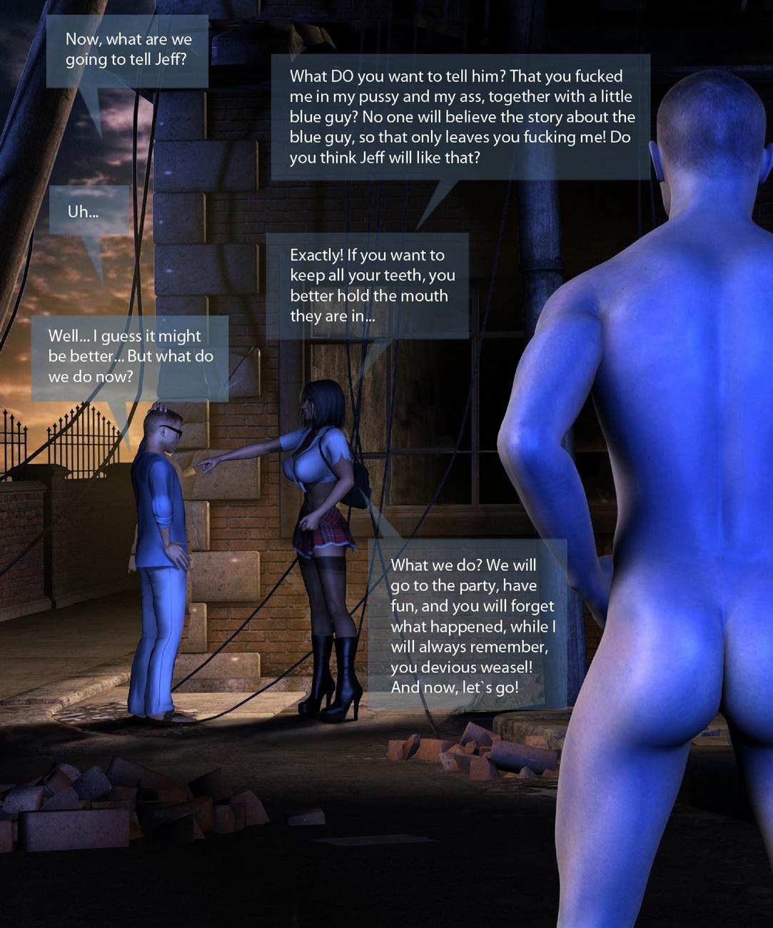 Blue - part 9