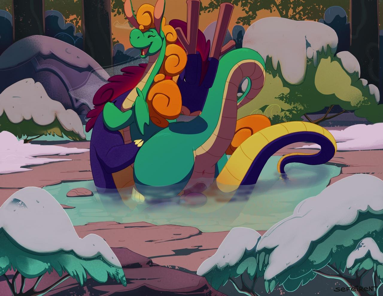 The Irish Dragon