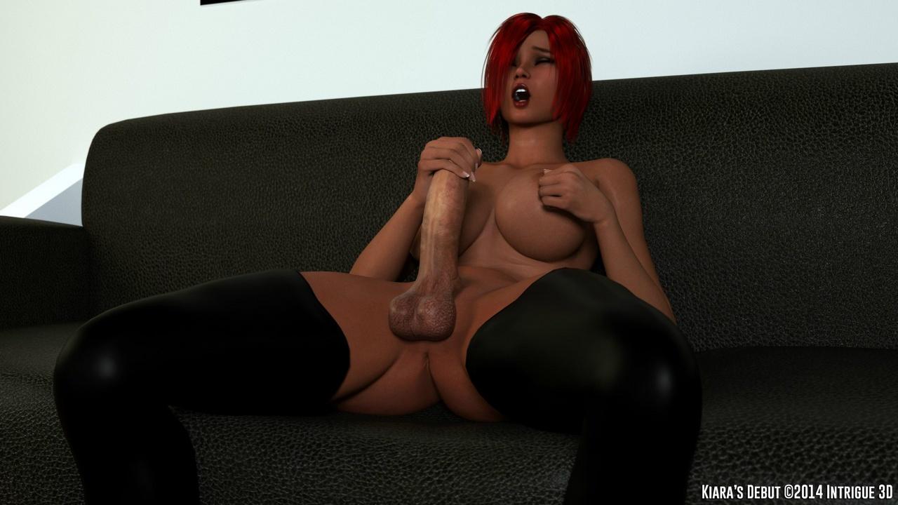 Kiara\'s Debut - part 3
