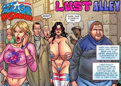 Major Wonder - Lust Alley - part 15